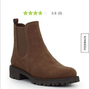 Jaclyn Waterproof Chelsea Boot